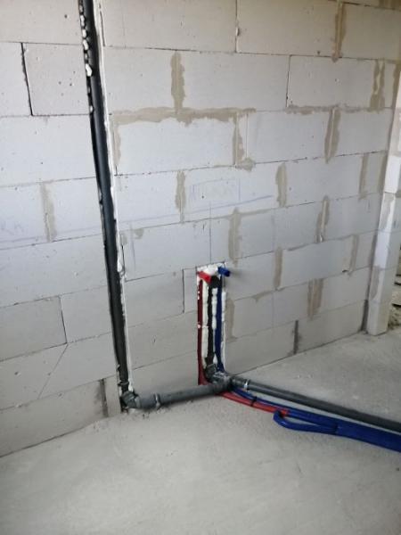 montaż ogrzewania podłogowego 2